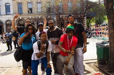Azazel, DJ Waffles, Bill Collector, DjSe7en, Deisha (deja) Ling, J. Smith