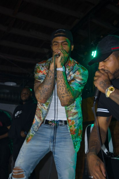 Dave East & DJ Holiday - YUA Int'l SXSW Recap