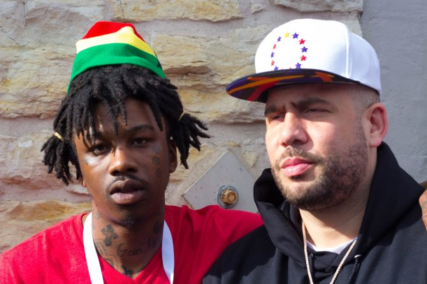 J. Smith & DJ Drama - YUA Int'l SXSW Recap