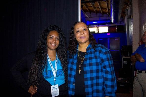Deisha (deja) Ling & Kelly Kincaid - YUA Int'l SXSW Recap