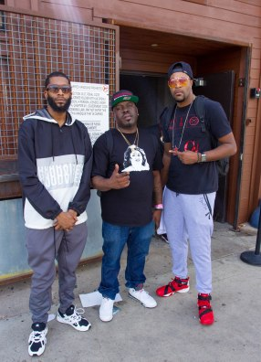 Bill Collector, KD & DjSe7en - YUA Int'l SXSW Recap