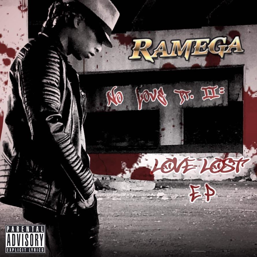 Ramega EP Cover