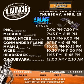 LAUNCH 2019 Catalinas IG Thurs