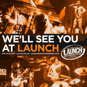 LAUNCH 2019 WE'RE PLAYING