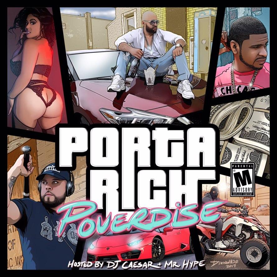 Porter Rich Cover