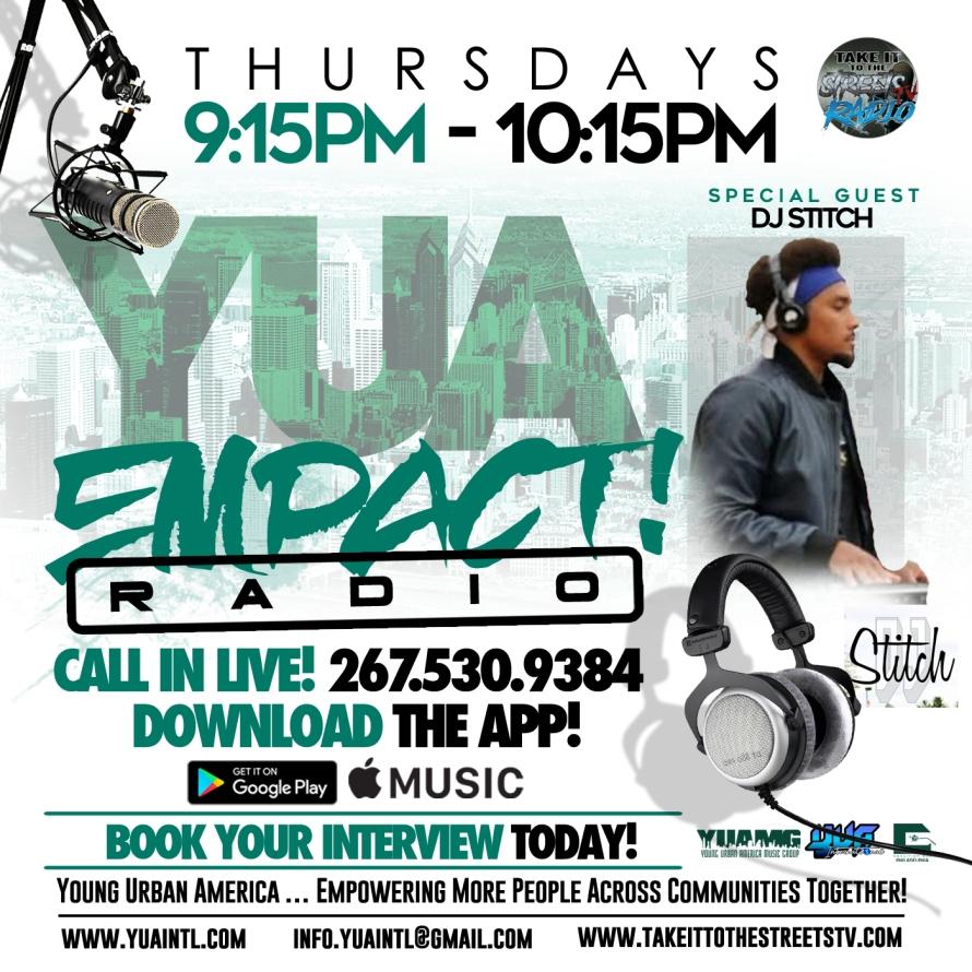 YUAEmpact DJ Stitch